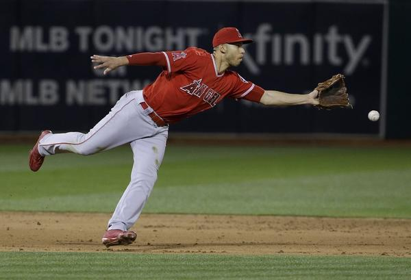 Mike Trout stars in the Angels