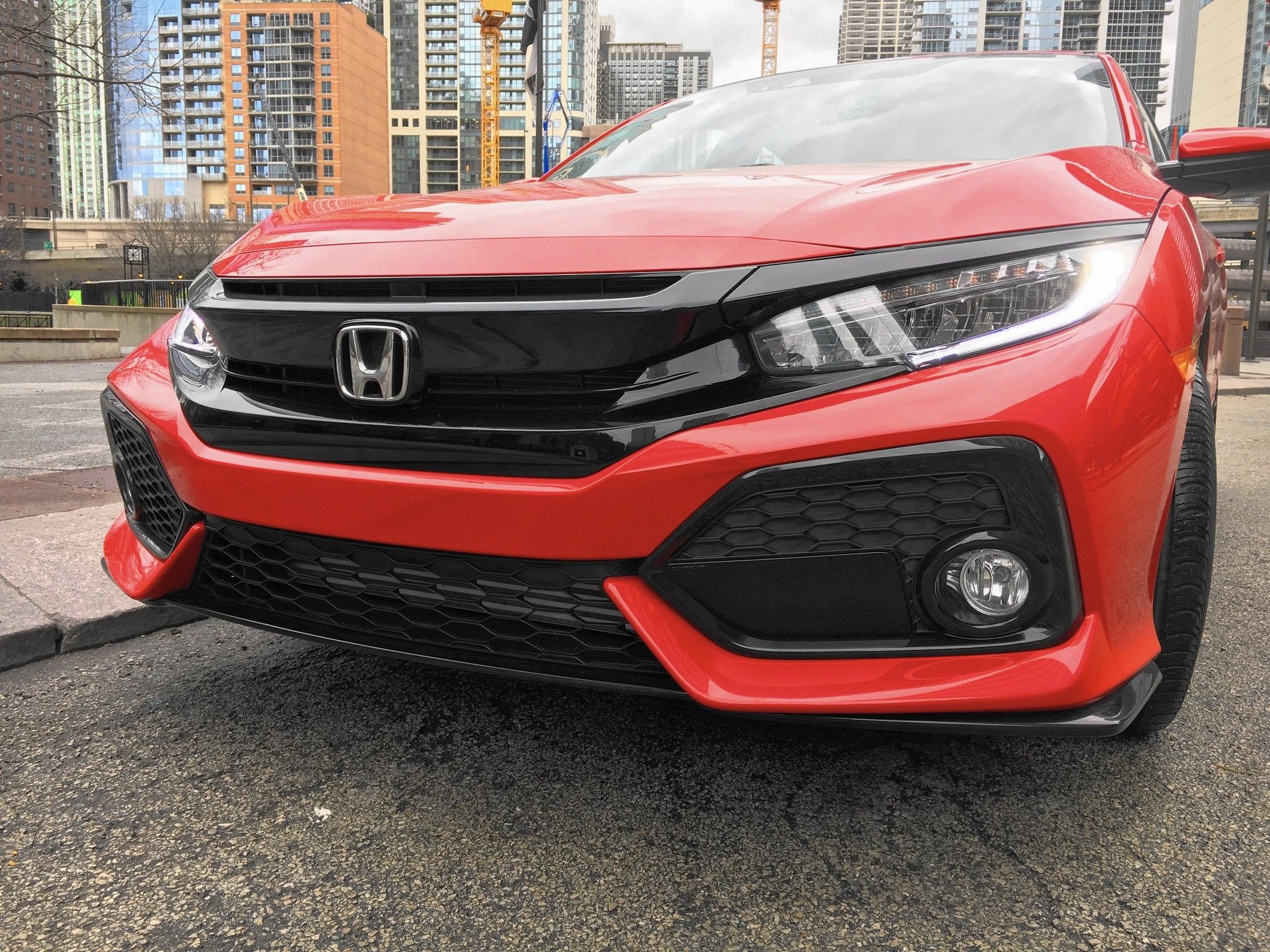Honda brings Civic hatch back in style