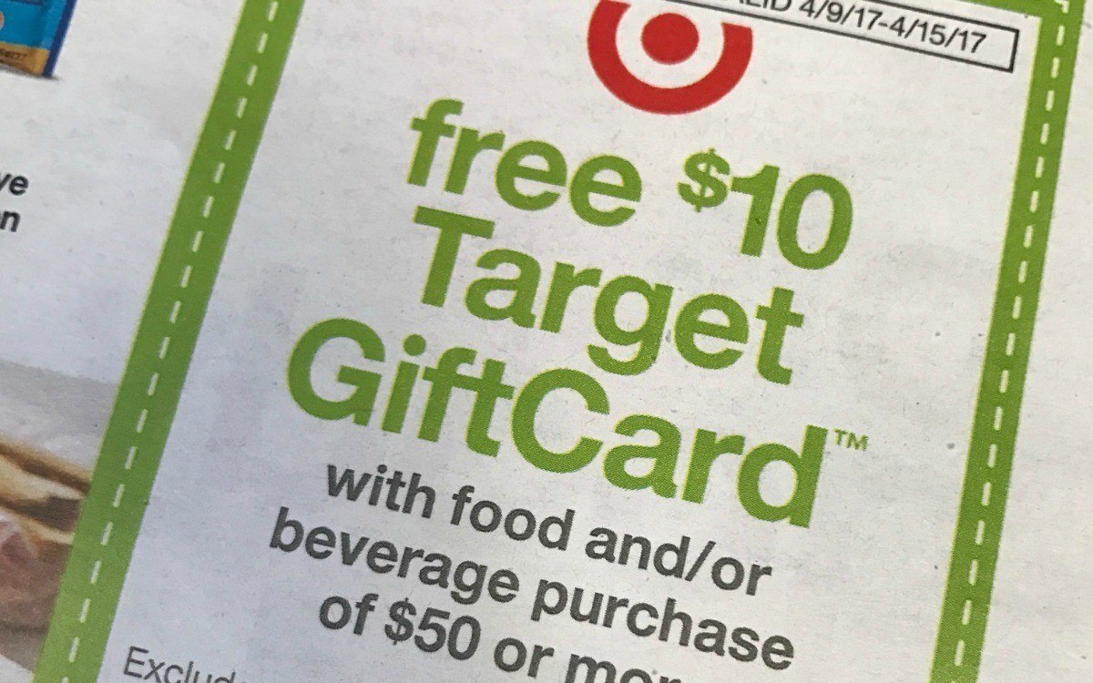 Free 10 target gift card with grocery purchase good at publix free 10 target gift card with grocery purchase good at publix too sun sentinel negle Choice Image