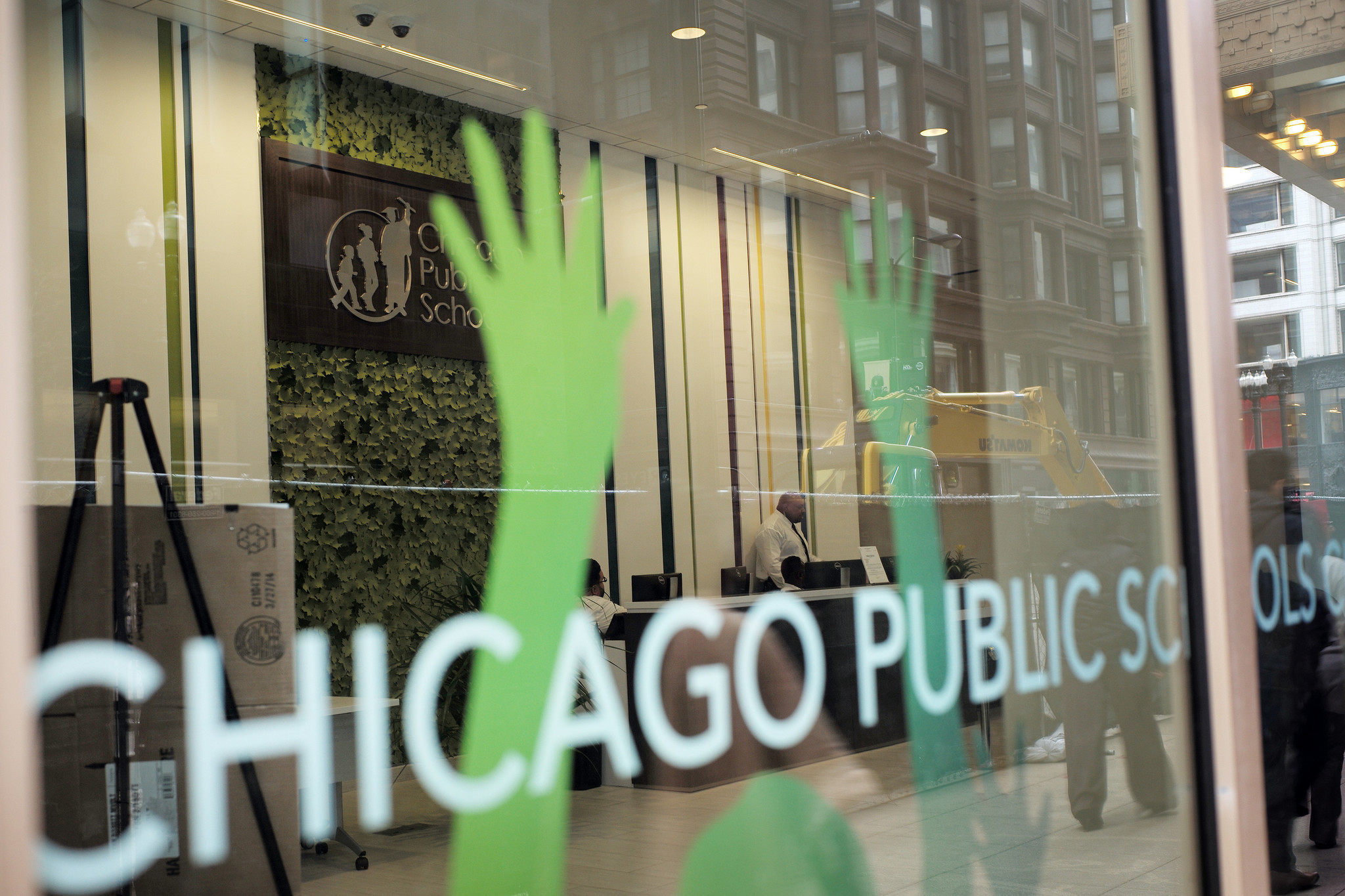 CPS allows budget director to stay on