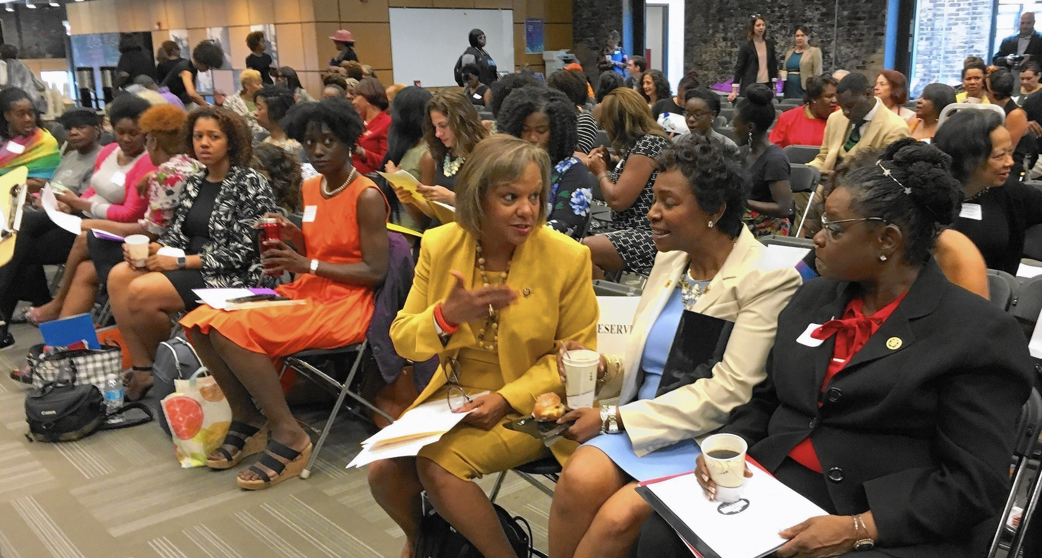 Congressional panel, co-chaired by Kelly, focuses on disparities affecting black females