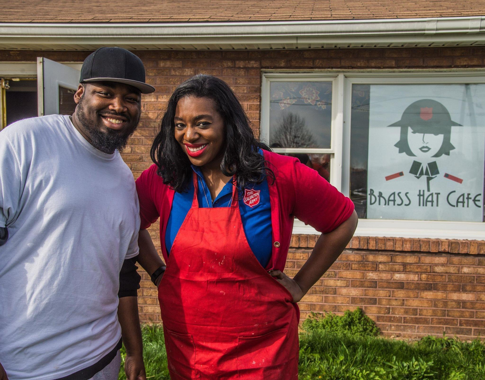 Salvation Army Brass Hat Cafe Offer Meals With Style And Respect   Carroll  County Times