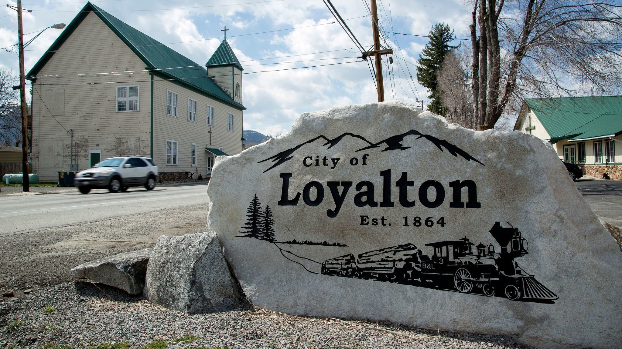 Loyalton's purchase of two $10,000 headstones was criticized as wasteful spending.