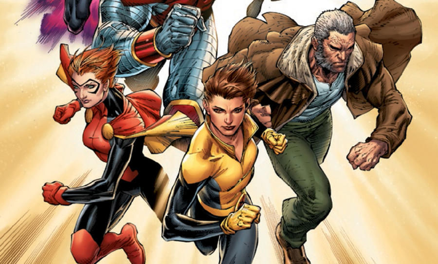 "The cover of ""X-Men Gold"" No. 1. (Marvel)"