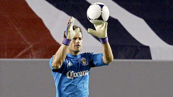 Galaxy goalkeeper Dan Kennedy officially announces retirement
