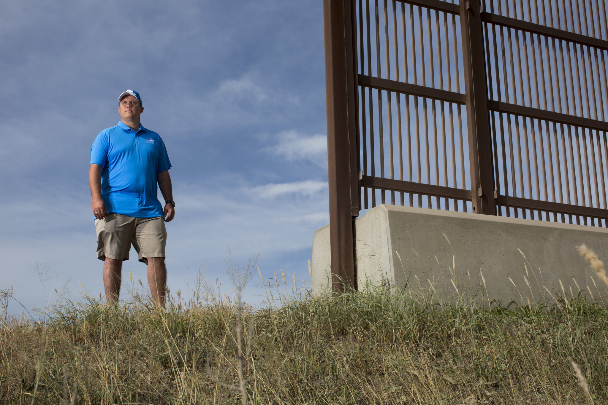 Wall Trump Promised A Border Wall Now These Texans Worry The