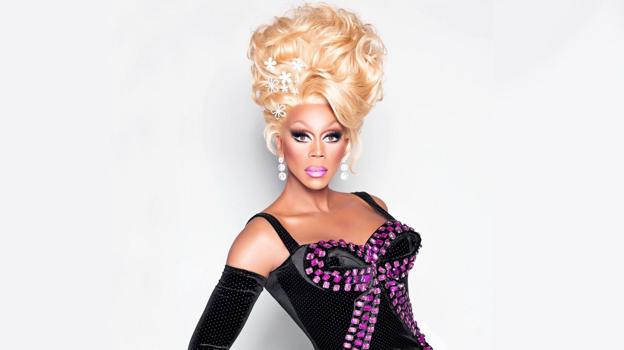 "RuPaul, host of ""RuPaul's Drag Race"" and the driving force behind DragCon this weekend. (Mathu Andersen)"