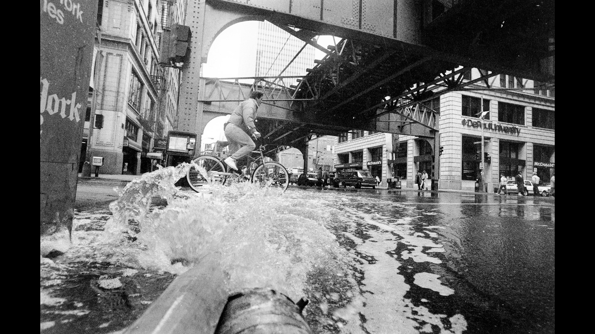 A watershed moment: 25th anniversary of the Great Chicago Flood