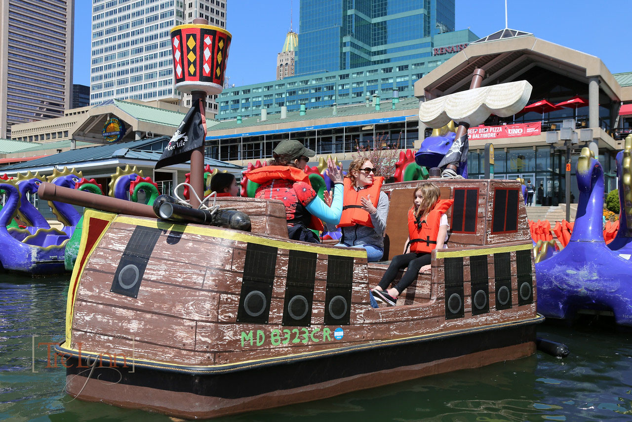 New pirate boat attraction among changes coming to for Fish store baltimore