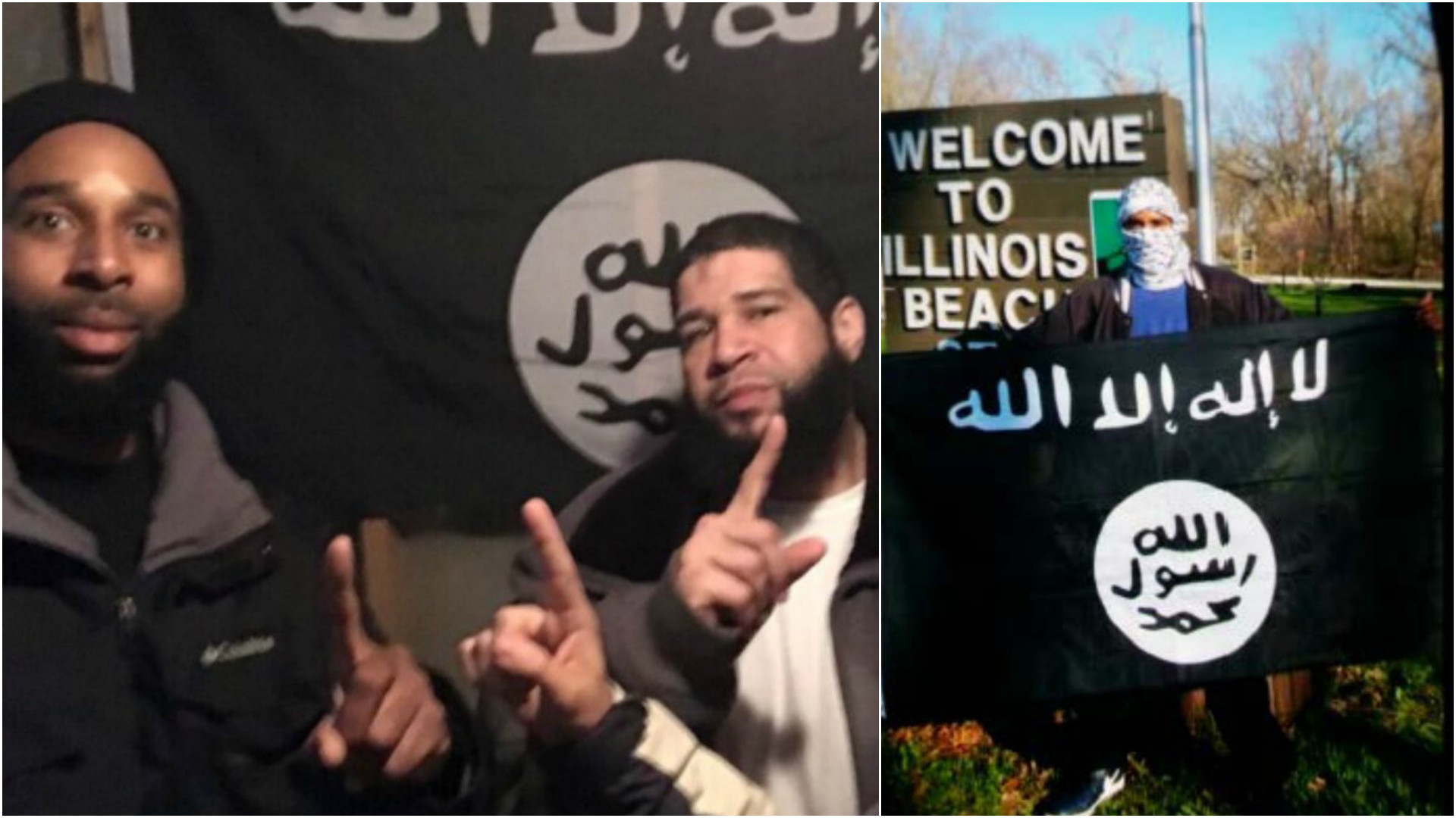 Image result for fbi chicago beach isis