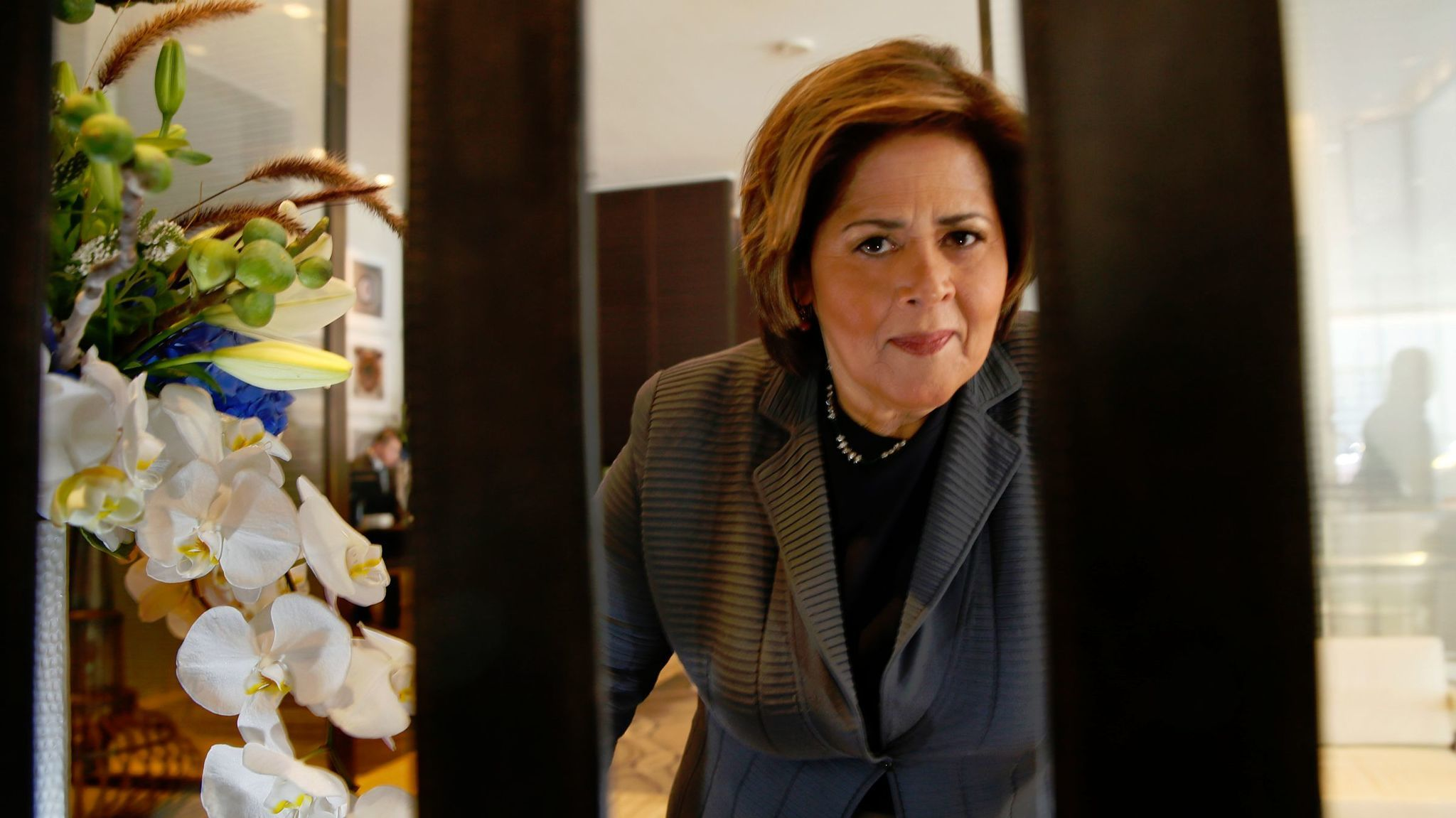 Anna Deavere Smith in San Francisco on July 16, 2015.