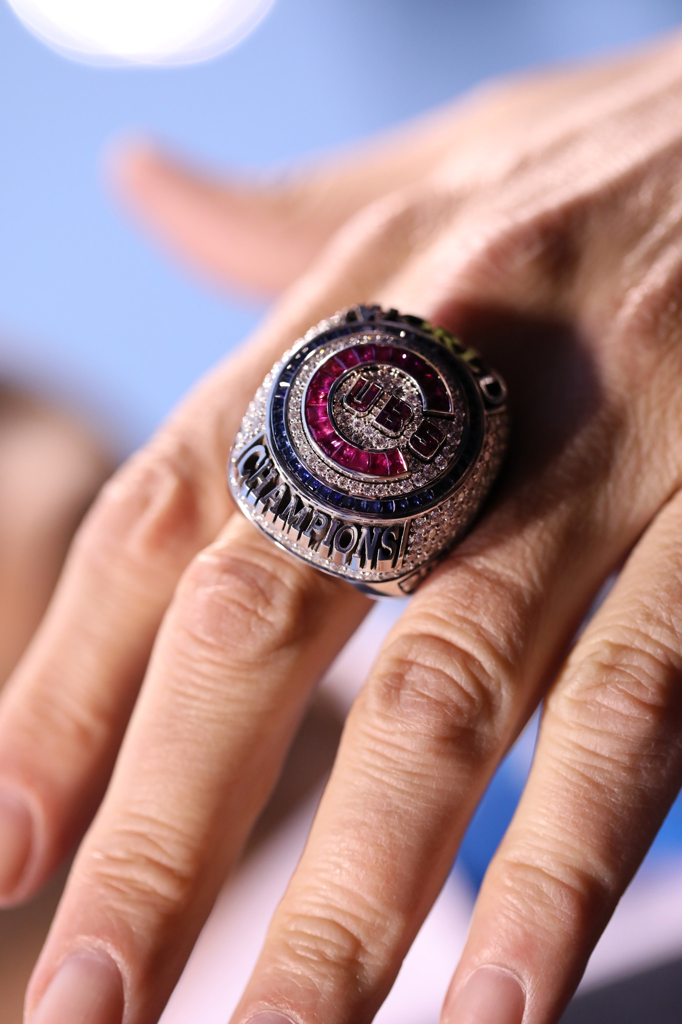 Cubs Ring Ceremony Saturated With History Chicago Tribune