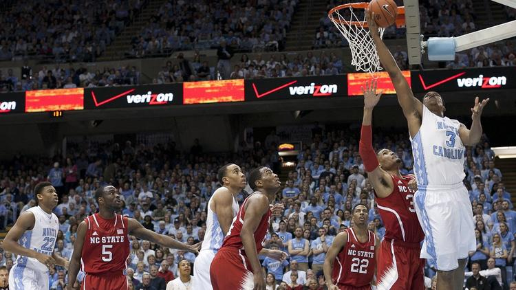 North Carolina State at North Carolina