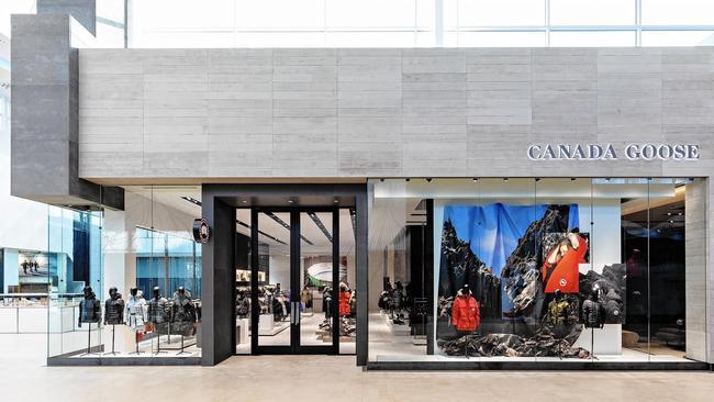 canada goose parka stores