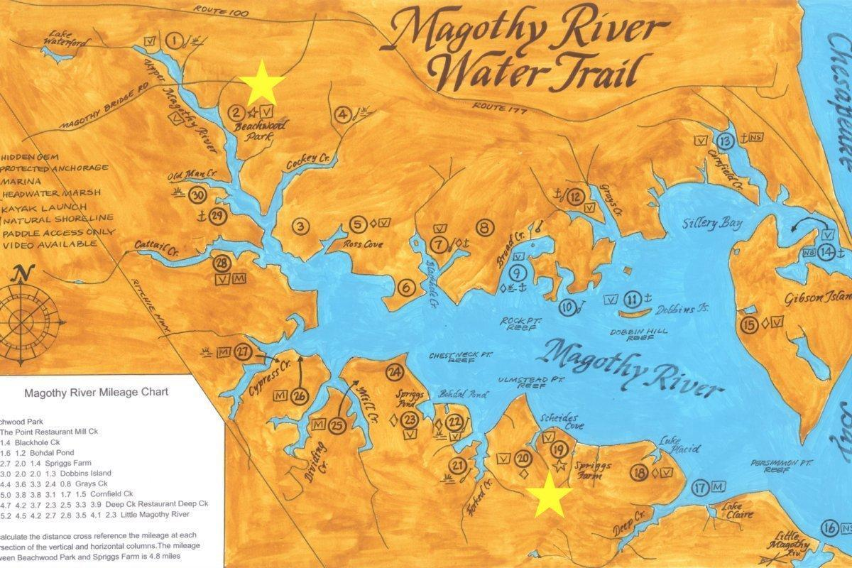 Magothy River Association launches online water trail