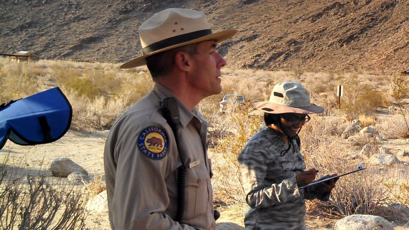 Anza Borrego Community Mourns Well Known Ranger The San