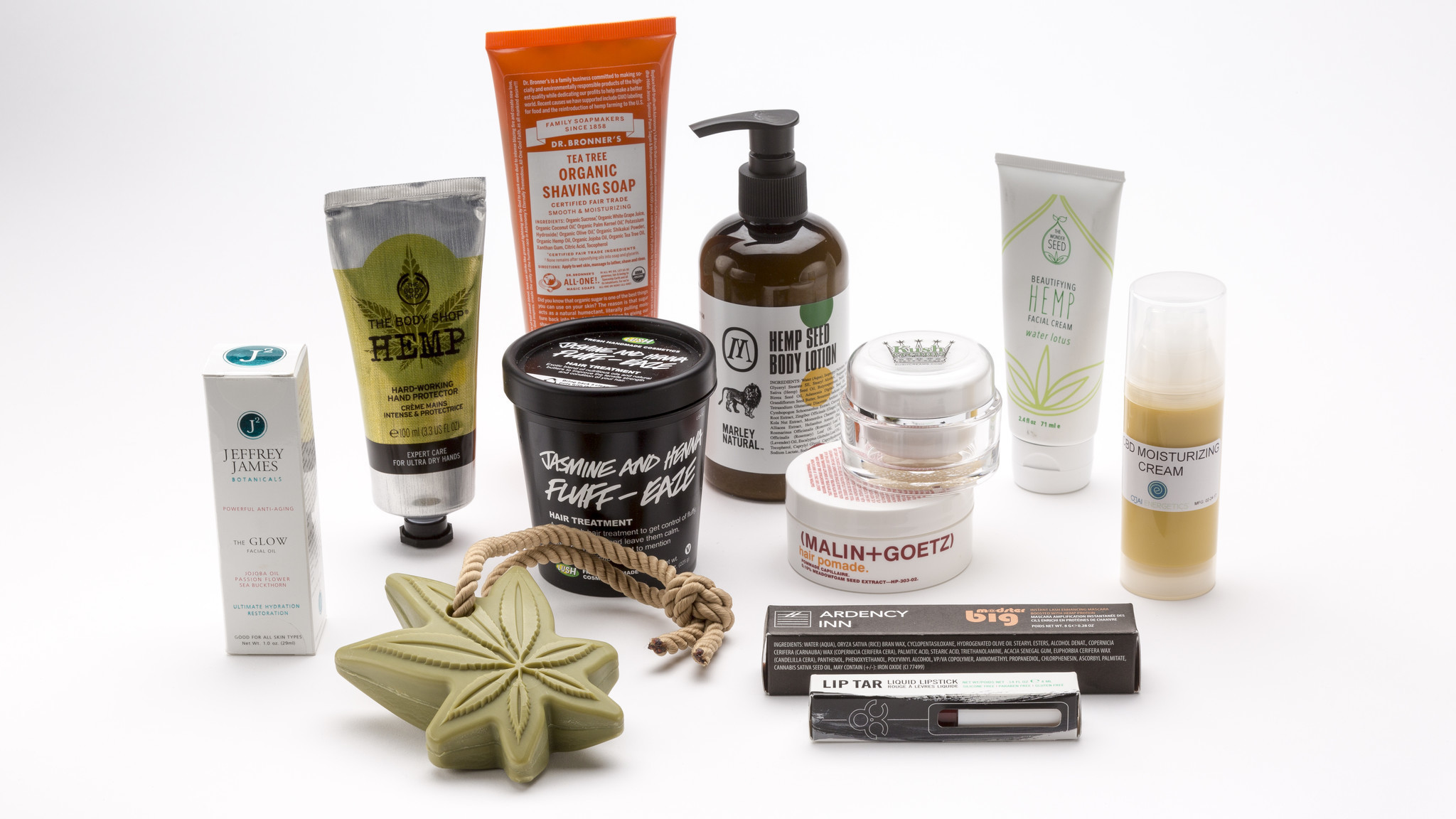 Products from hemp