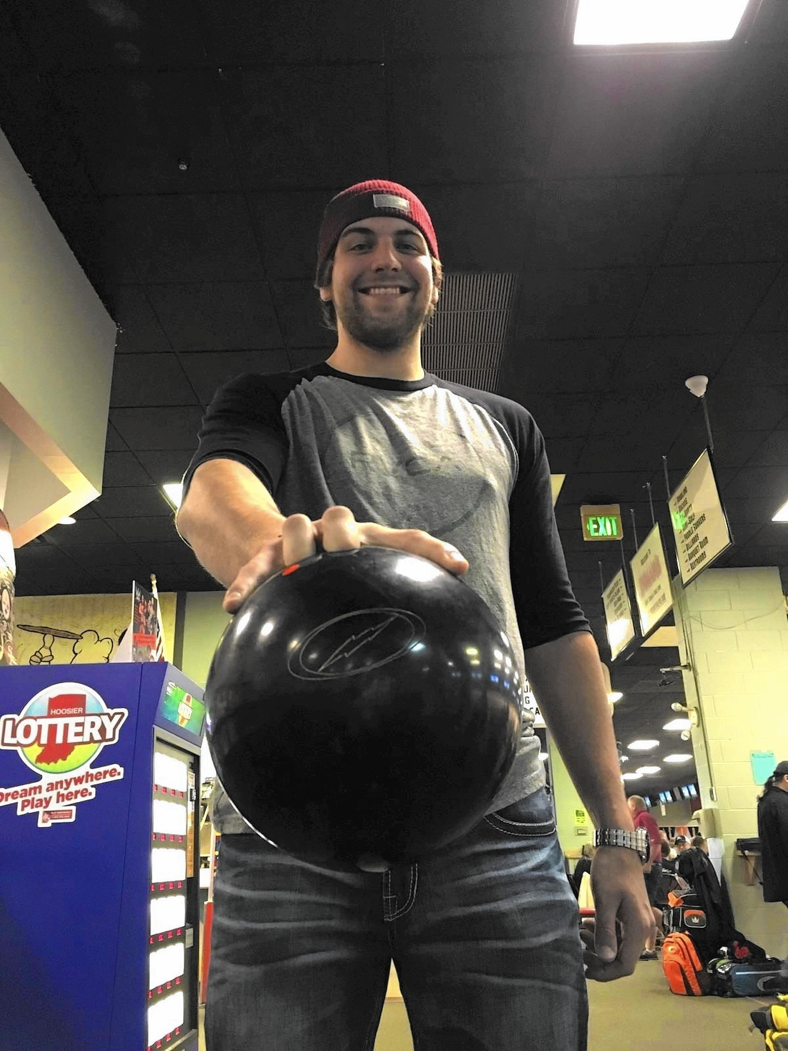 Bowling notes: NBA player Mitch McGary stars in different kind of lane - Post-Tribune