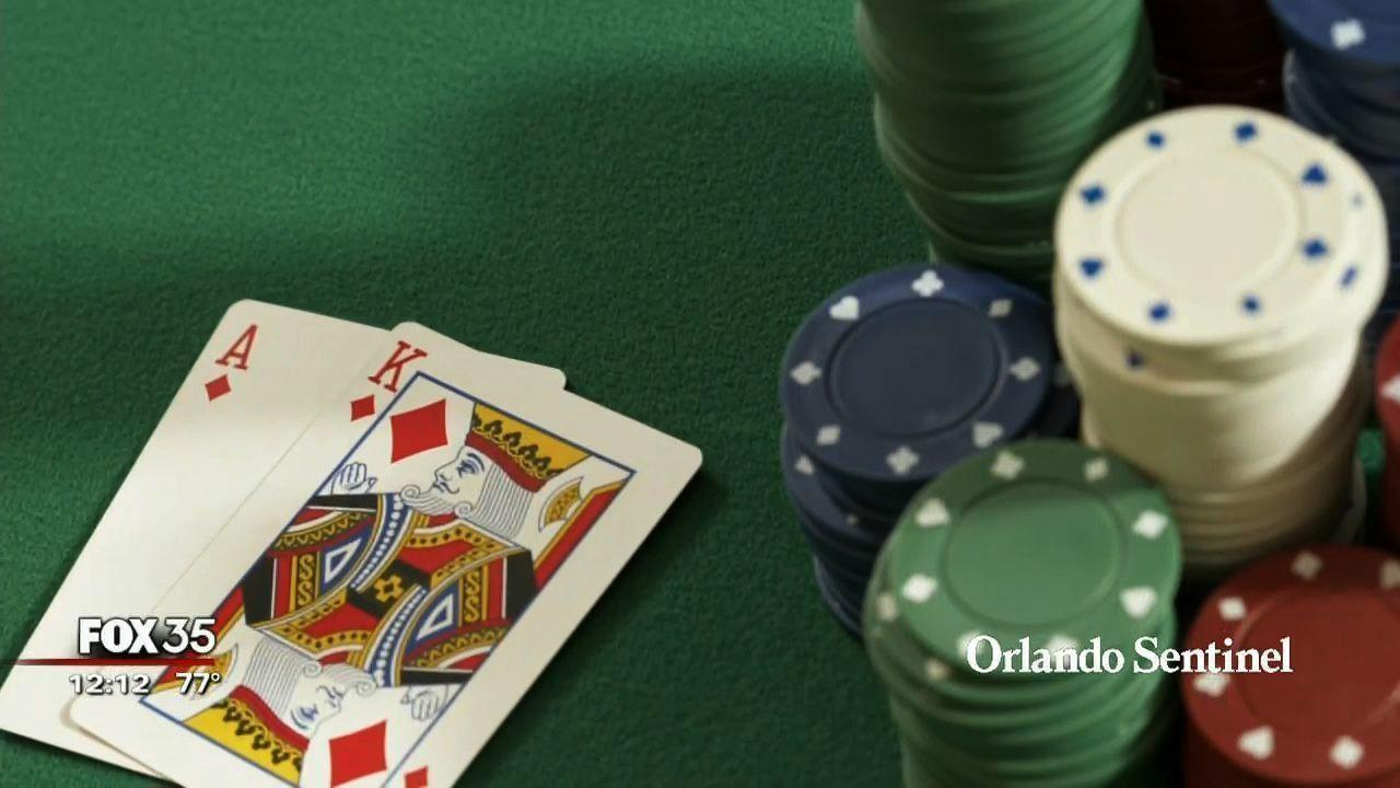 Poker room near orlando