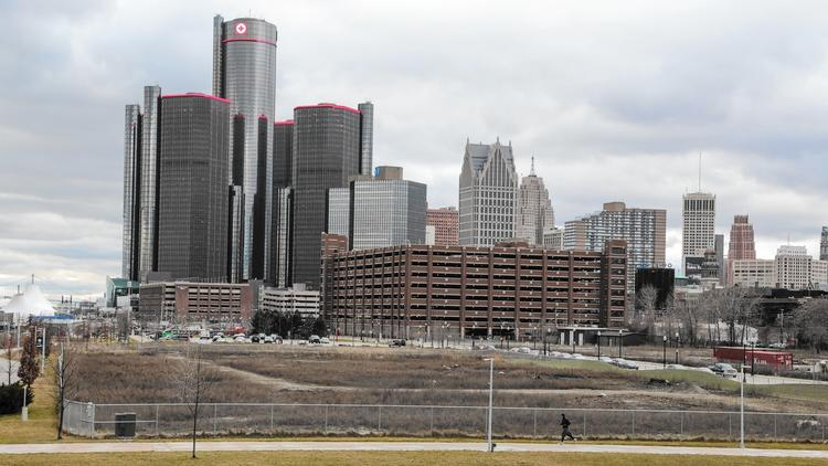 Detroit's downtown revival is real, but road to recovery remains long – Chicago Tribune
