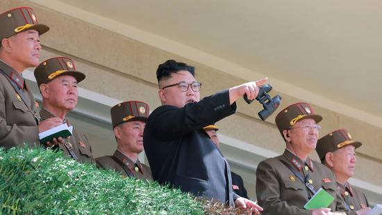 North Korea again threatens to attack Guam