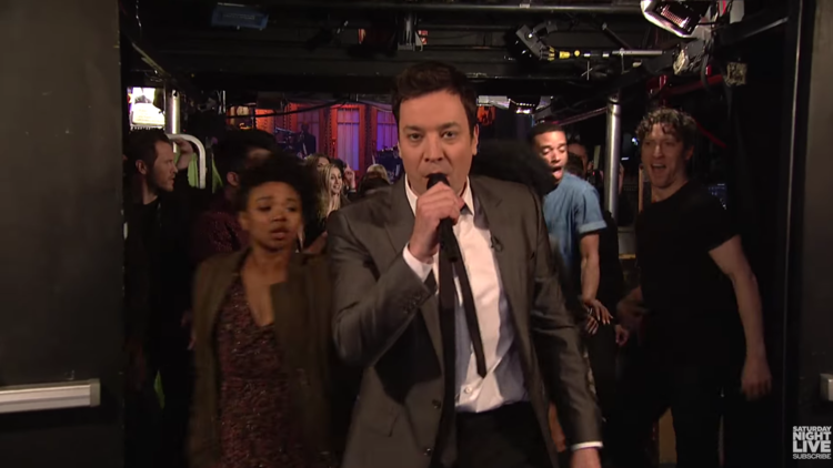 Video: Jimmy Fallon's 'SNL' monologue