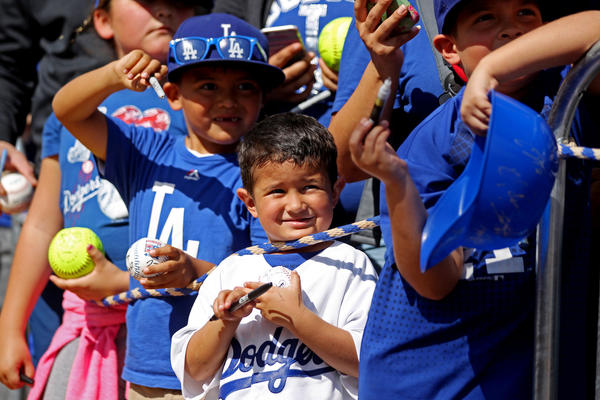 Dodgers trying to connect with next generation of fans despite lack of TV exposure