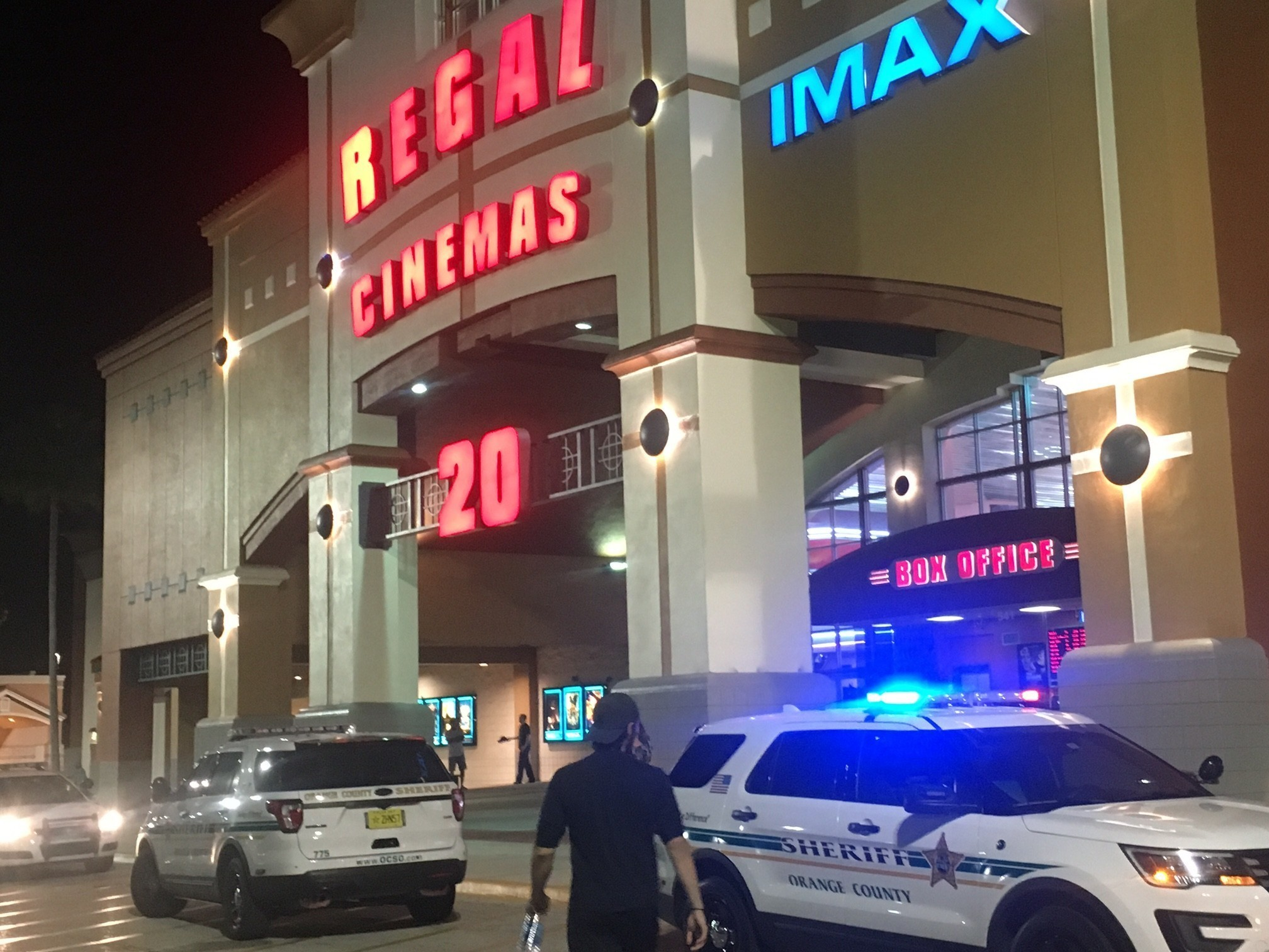 large fight causes scare at waterford lakes movie theater