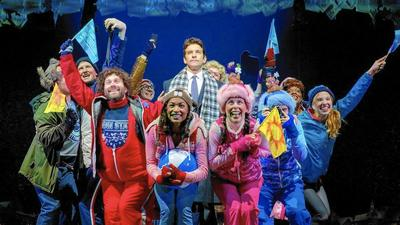 'Groundhog Day' on Broadway: The show must (still) go on