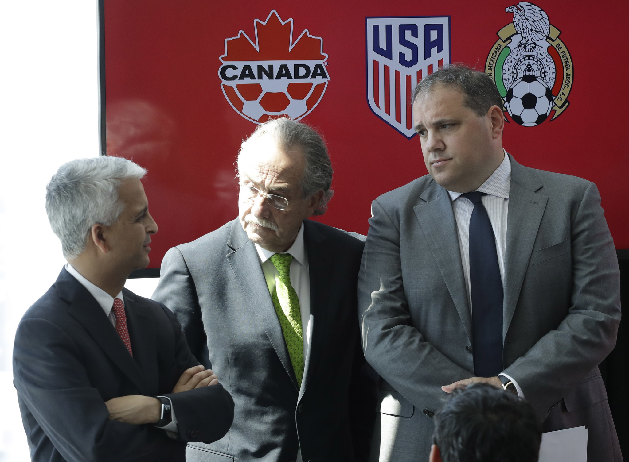 A NAFTA World Cup? Just the thing to improve relations