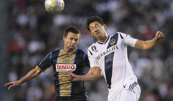 Galaxy adds young forward McInerney to bolster scoring depth