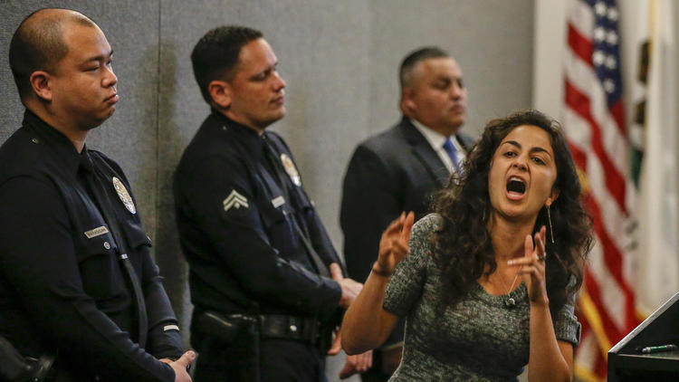 Fewer shootings by police — that's the goal of new rules adopted by the L.A. Police Commission