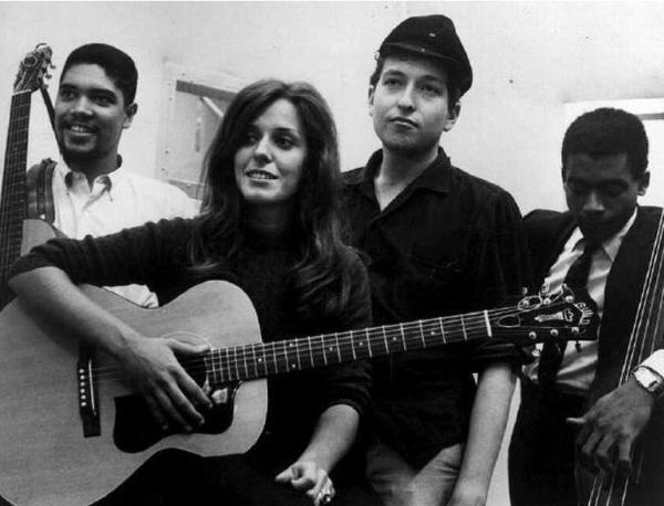 Bruce Langhorne, folk musician who inspired Bob Dylan's 'Mr. Tamborine Man,' dies at 78