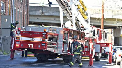 "Allentown firefighters say truck shortage at ""crisis"" level"