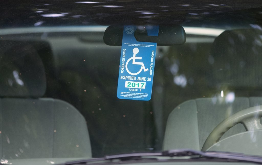 Dmv crackdown on disabled parking fraud badly needed the for New york state department of motor vehicles handicap parking permit