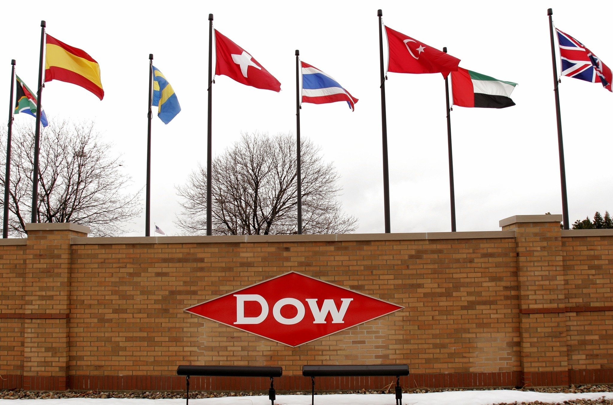 Pesticide maker Dow Chemical tries to kill federal risk