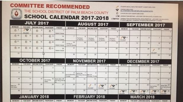 Palm Beach County schools ready to dump those dreaded half days
