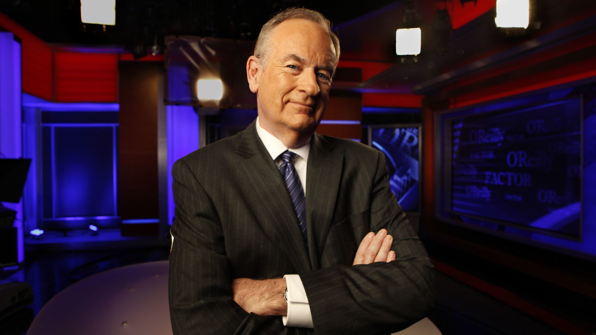 Stephen Colbert tries to predict what Bill O'Reilly will do next
