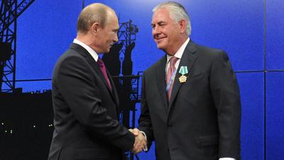Порошенко предложил Тиллерсону рассмотреть вопрос о размещении на Донбассе миротворческого контингента ООН, - Цеголко - Цензор.НЕТ 4296