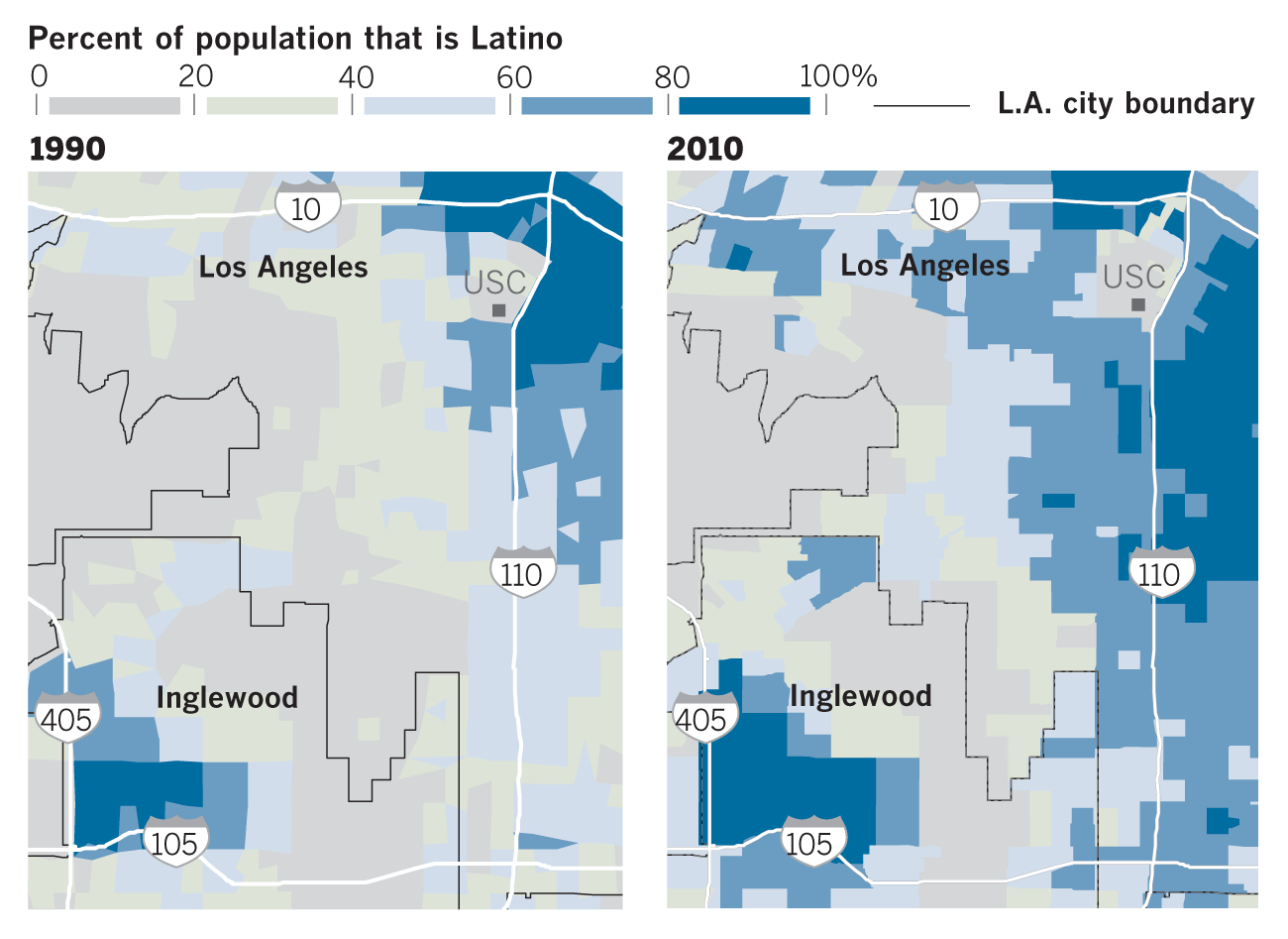La riots by the numbers produced by kyle kim and thomas suh lauder sciox Gallery