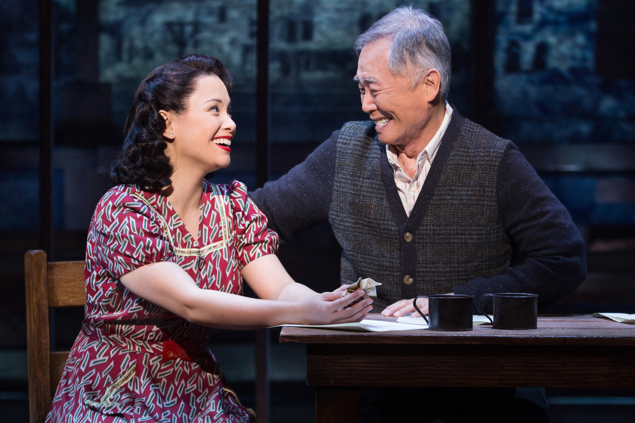 The George Takei musical 'Allegiance' is coming to L.A.