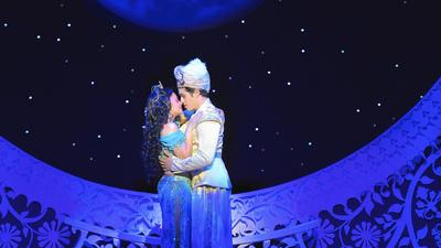 Disney's 'Aladdin' is more grounded as it launches tour in Chicago
