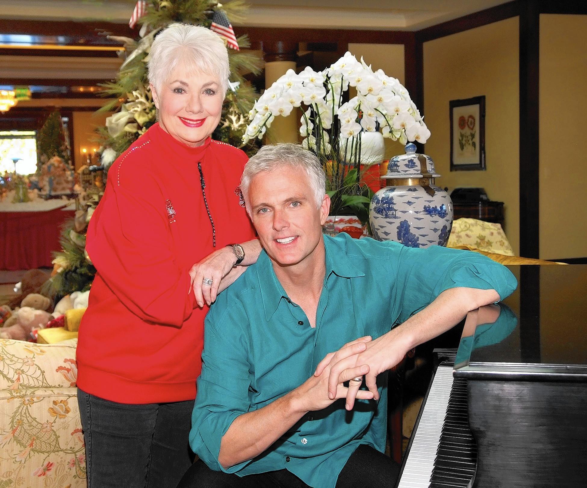 Bucks Playhouse a family affair for Shirley Jones, Patrick ...