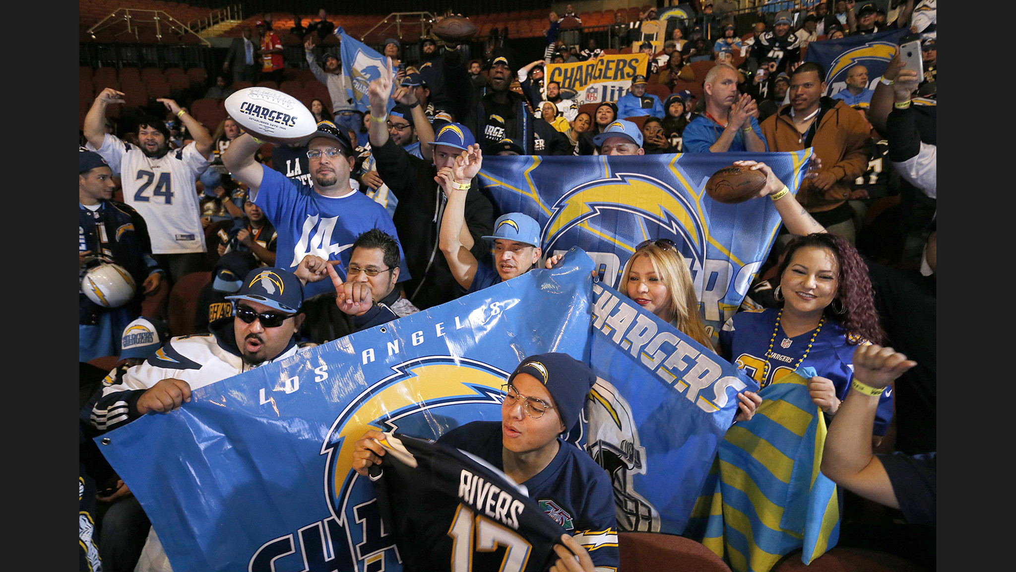 Chargers Get Some Help From Nfl Schedule Maker The San