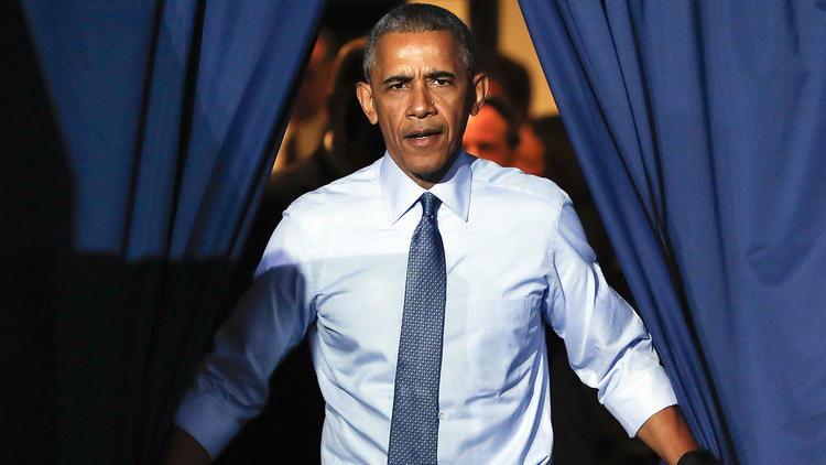 Barack Obama to Hold 1st Public Event This Monday at University of Chicago