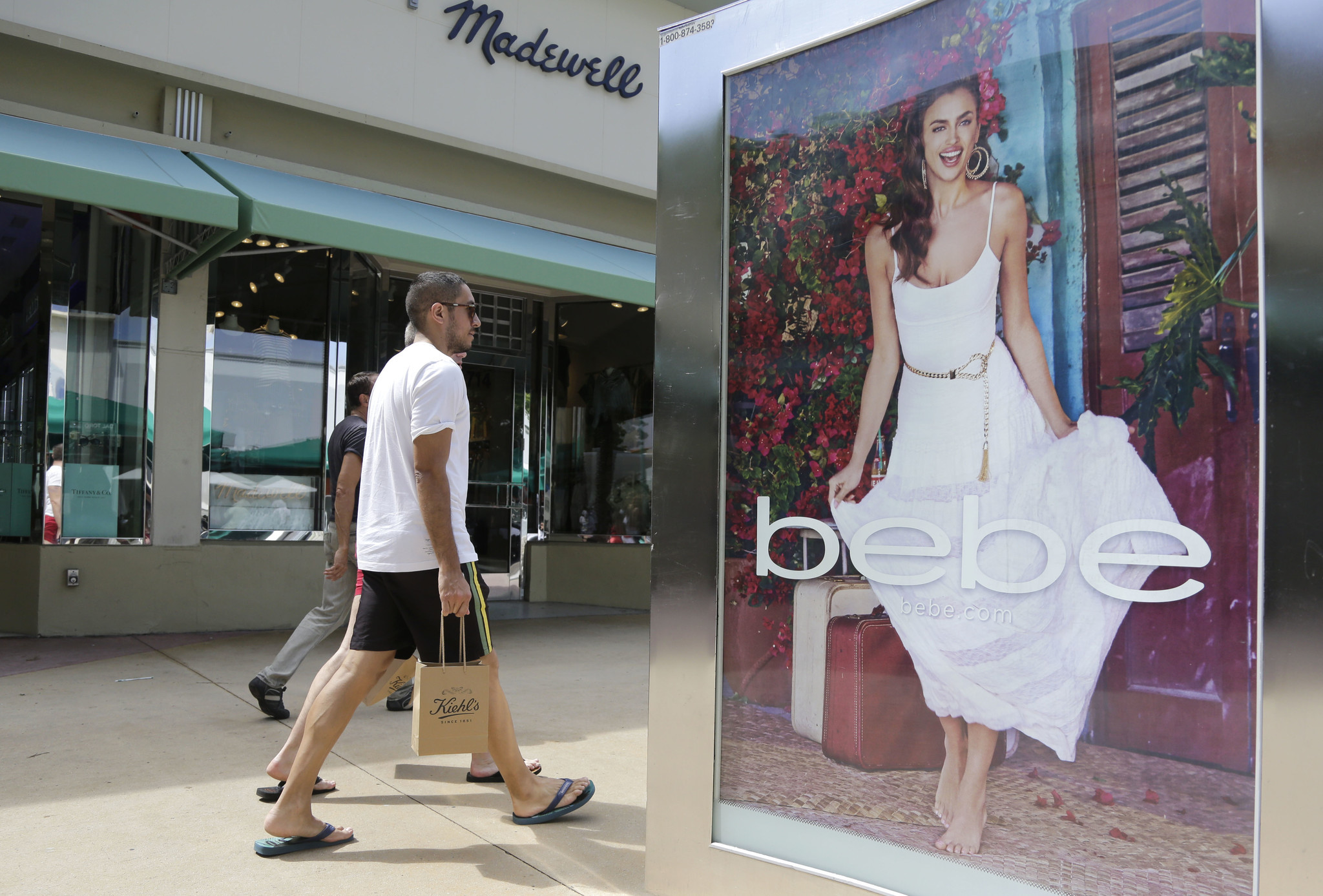 Bebe is latest retailer to announce closures