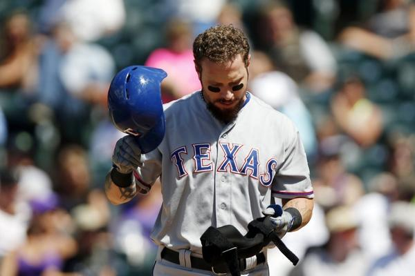 Rangers release Josh Hamilton, while Angels still on the hook for $22 million