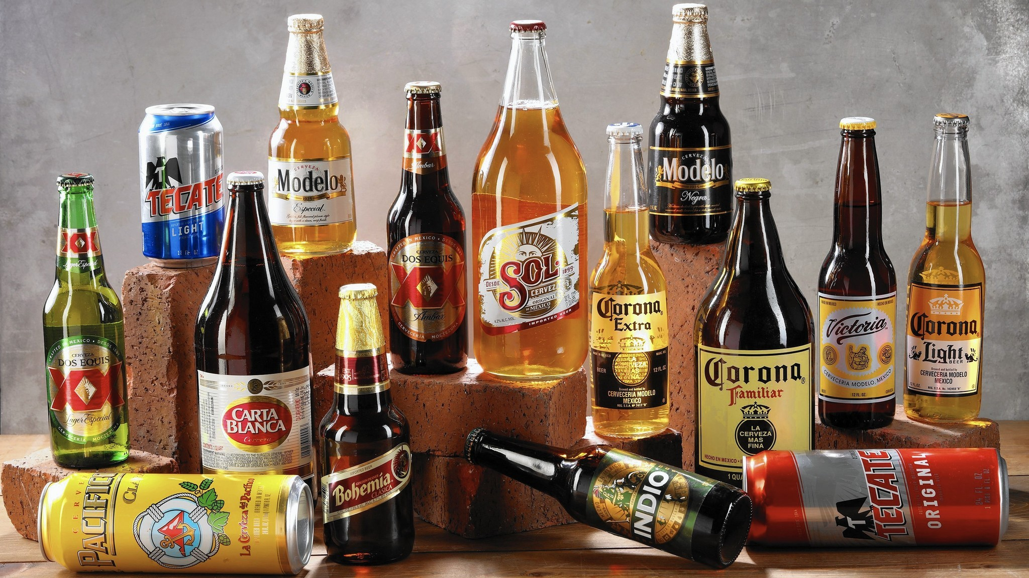 15 Mexican beers ranked plus why theyre becoming our  : ct mexican beer rise food 0426 20170421 from www.chicagotribune.com size 2048 x 1152 jpeg 700kB