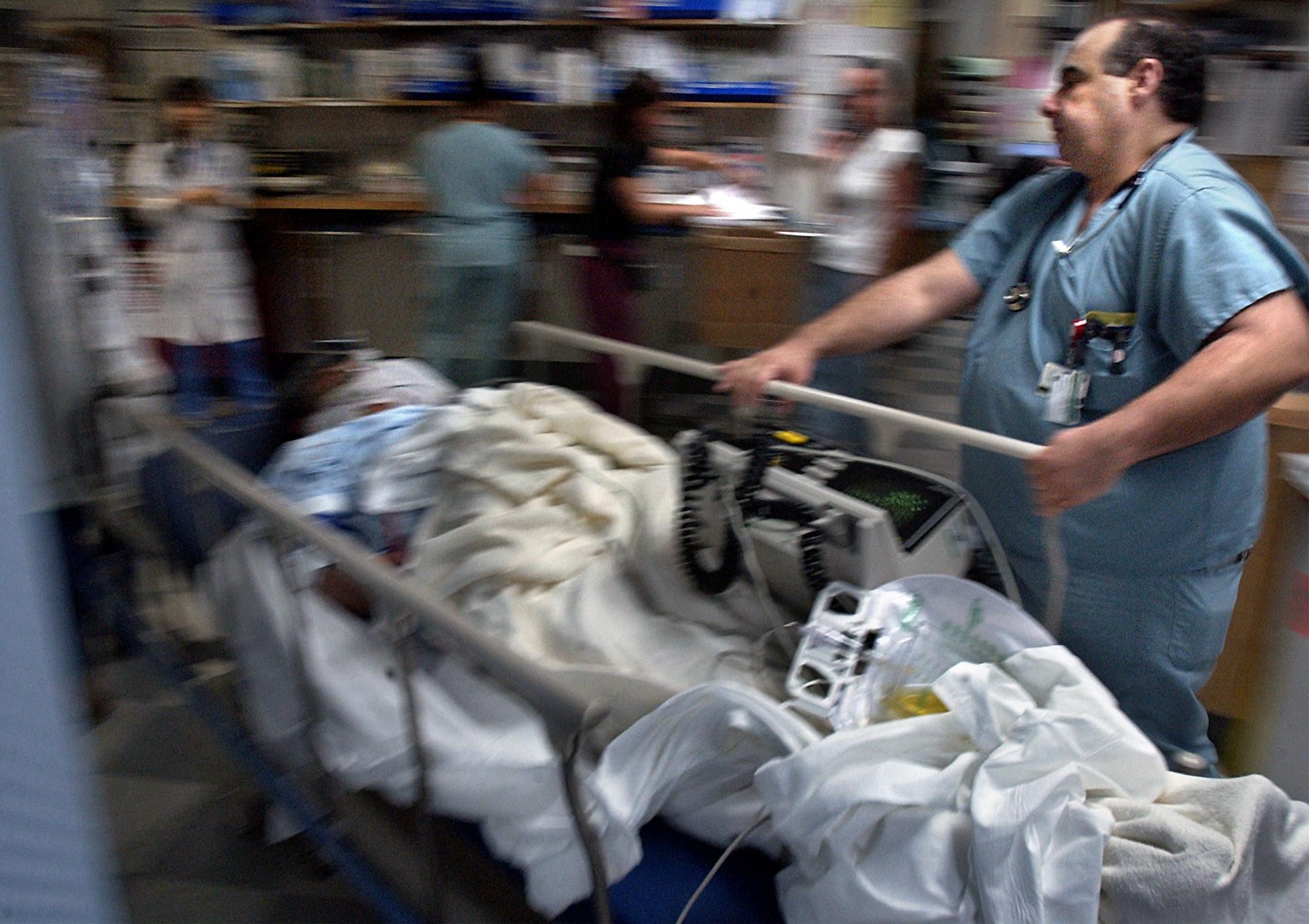 Ucla Medical Emergency Room