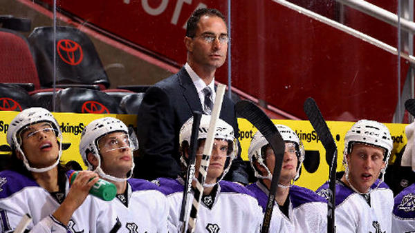 Kings' Talks With Stevens On Coaching Job Moving 'in A Positive Manner,' Could Be Resolved Soon